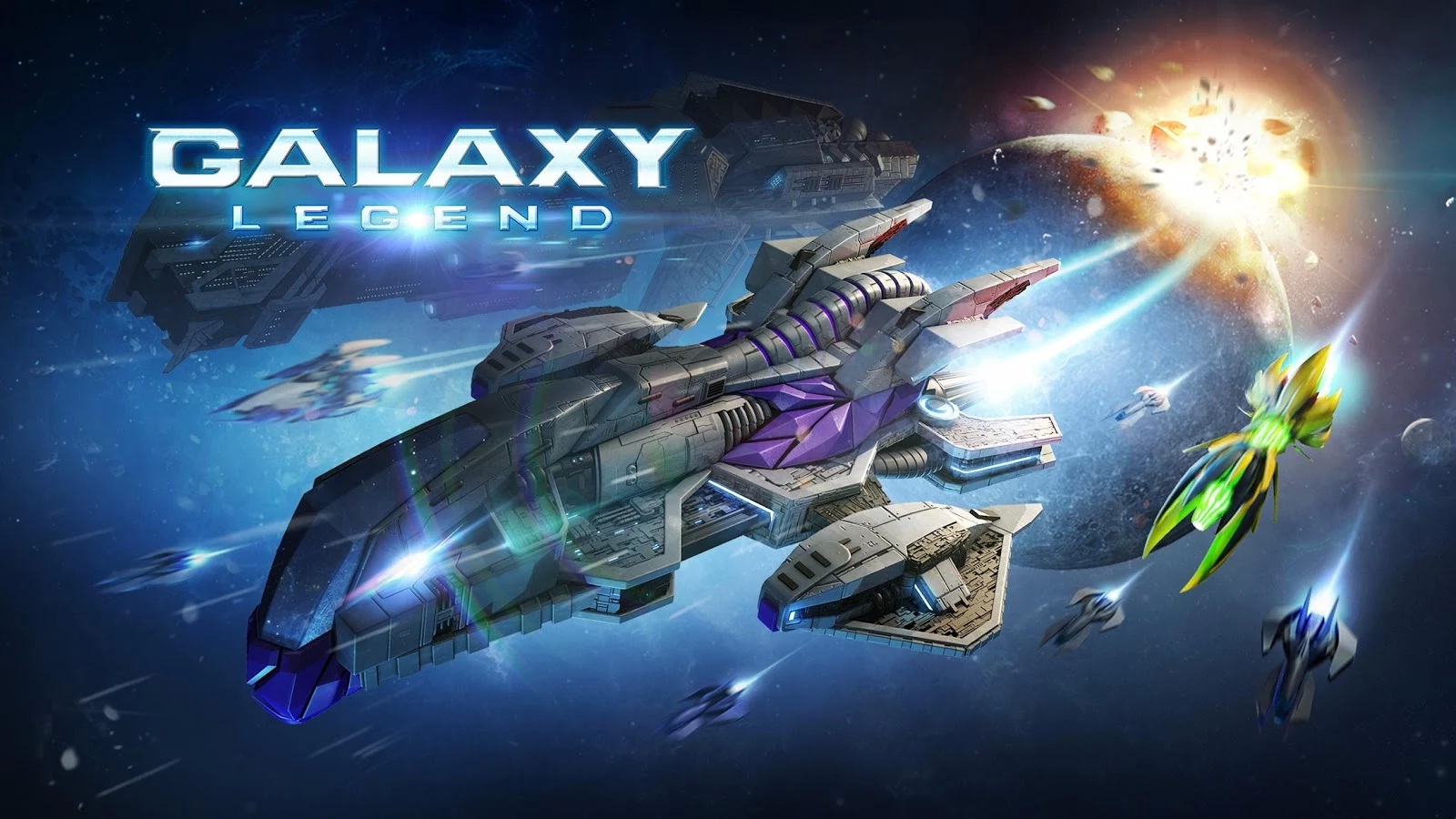 galaxy legend para android