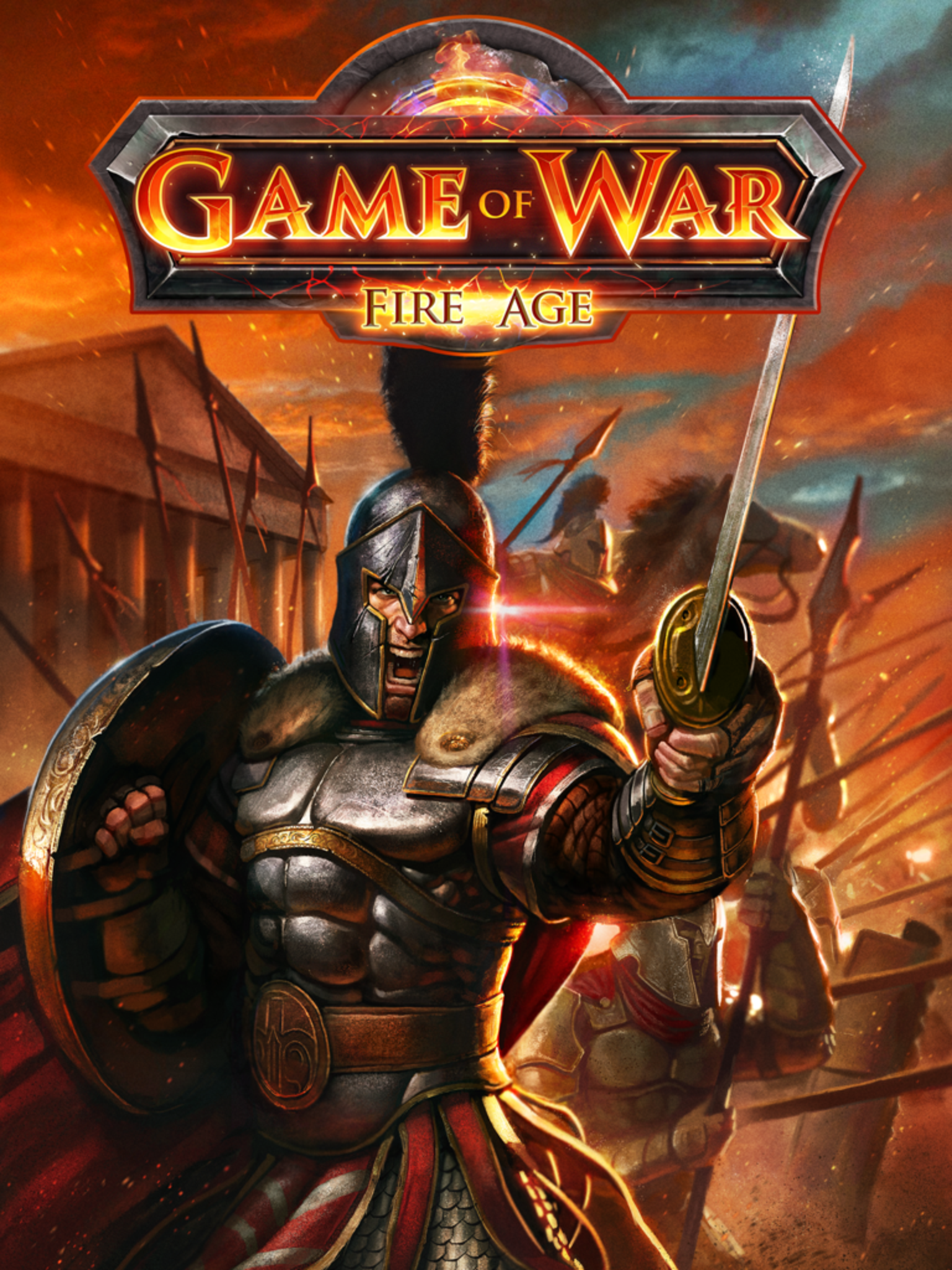 Game of War para iOS