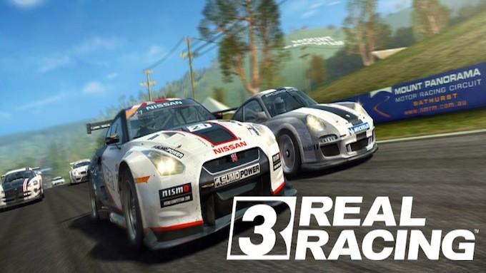 Conoce la adrenalina jugando al Real Racing 3