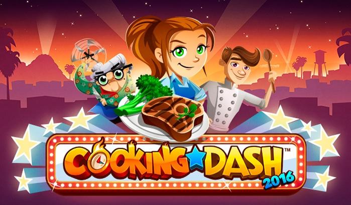 Cooking Dash juego apk