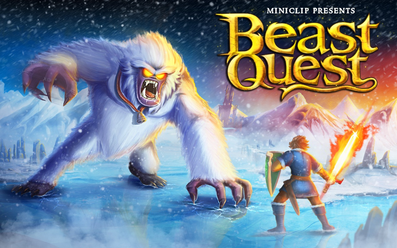 Beast quest para android