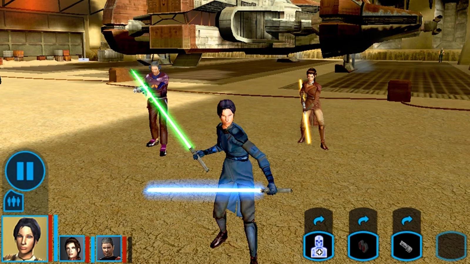 Star Wars™: KOTOR Únete a la lucha de los Jedis contra los Sith
