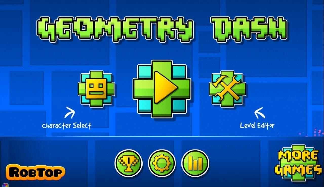 juego geometry dash, descargar gratis apk