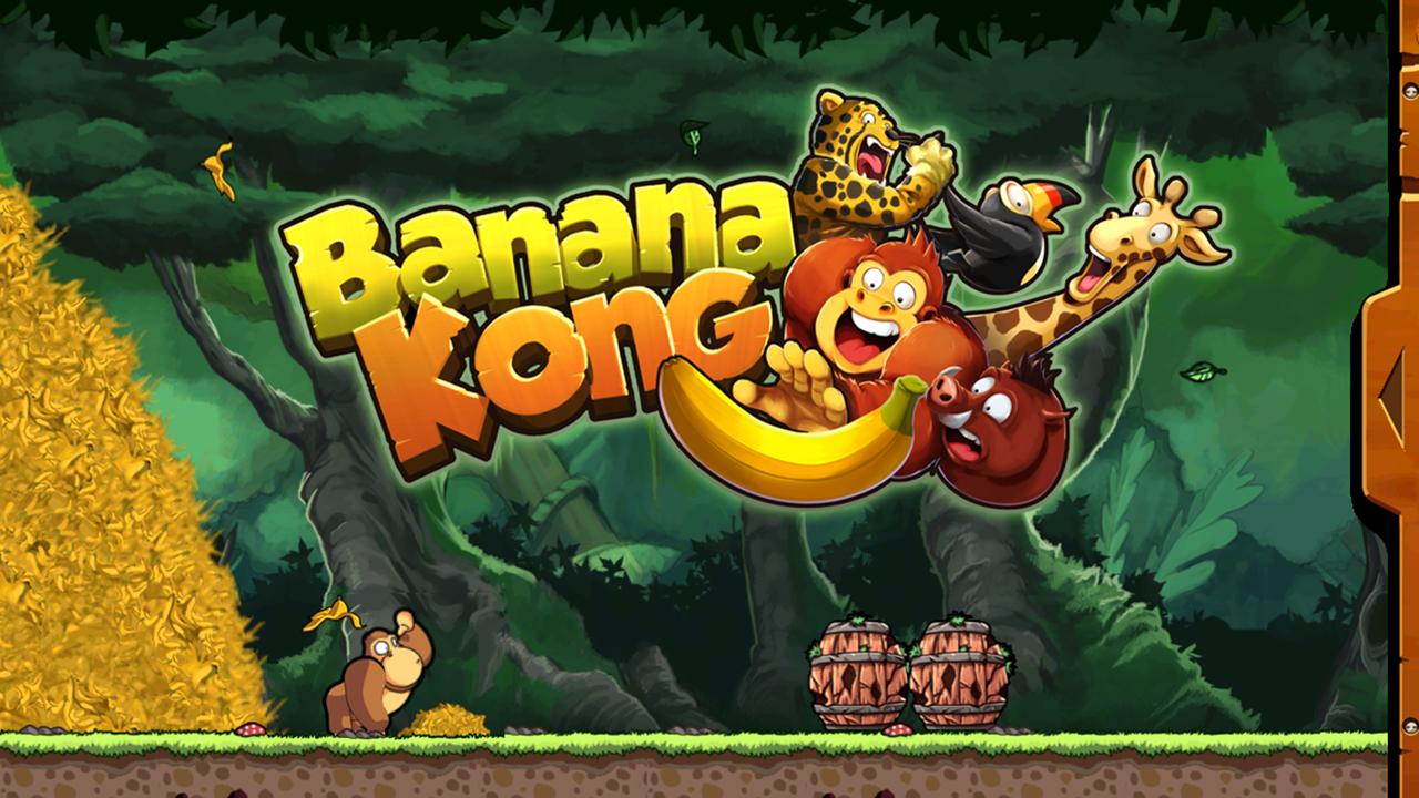 juego Banana Kong para Android