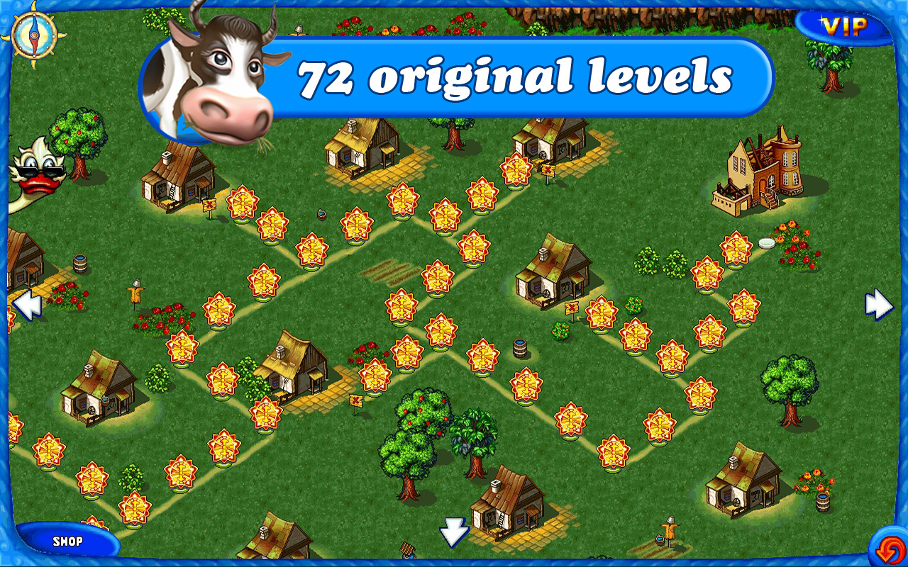 juegos de granja para Android