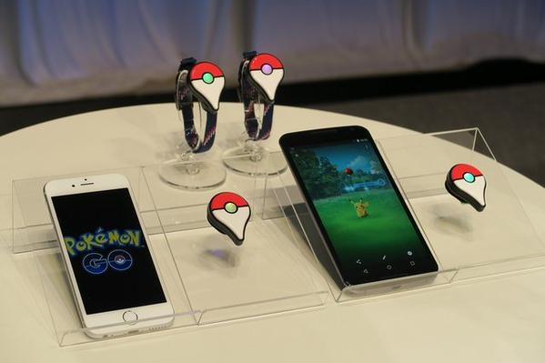 Pokemon Go Mobile