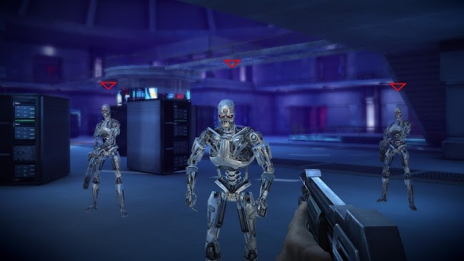 shooter Terminator Genisys Revolution