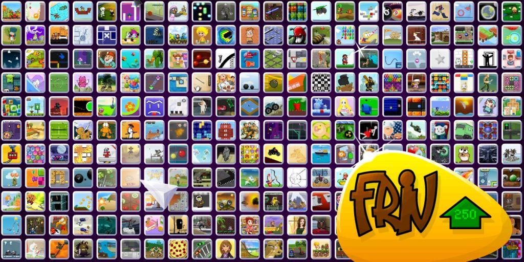 Juegos Friv, opcion de juegos flash