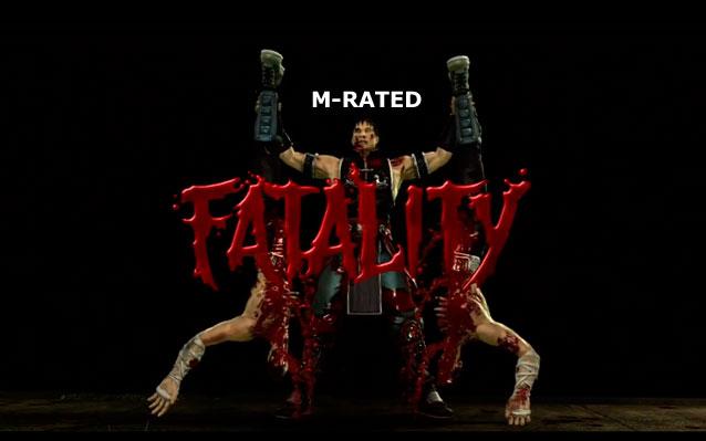 Jugar al Mortal Kombat 9 y aprender fatalities